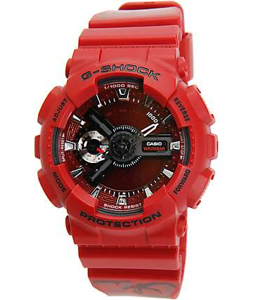 G-Shock GMAS110F-4A Flower Watch