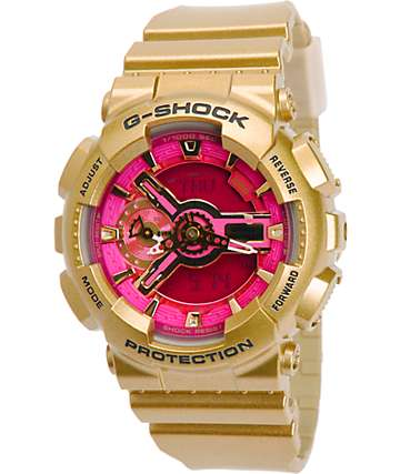 G-Shock GMAS110GD-4A1 Watch