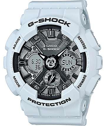 G-Shock GMAS120-MF reloj en azul claro y plata