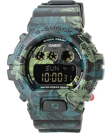 G-Shock GMDS6900F-1 Botanical Rose Digital Watch