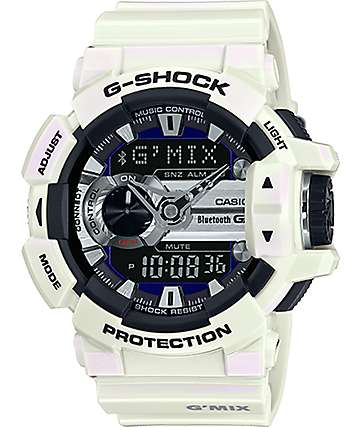 G-Shock GMIX GBA400-7C Bluetooth Watch