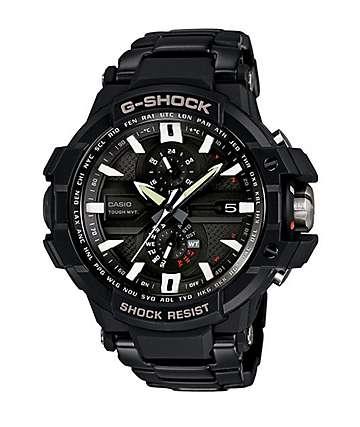 G-Shock GWA1000D-1A G-Aviation Black Watch
