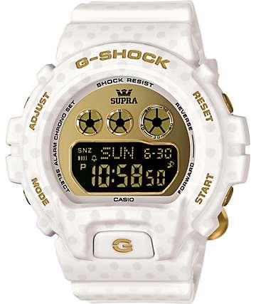 G-Shock x Supra GDX6900SP-7 Digital Watch