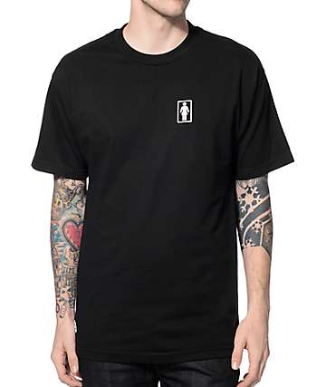 GIRL 93 OG Black T-Shirt