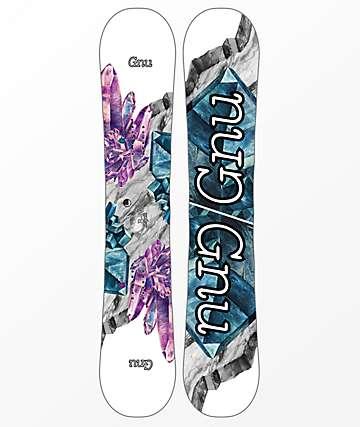 GNU B-Nice Minerals Womens Snowboard