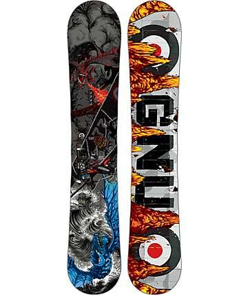 GNU Billy Goat 159cm Snowboard
