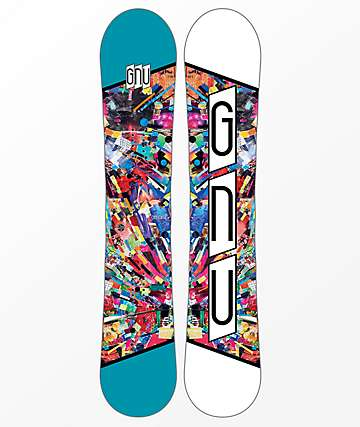 GNU Chromatic Women's Snowboard