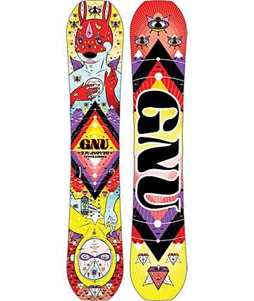 GNU Headspace 155cm Snowboard