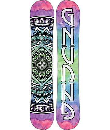 GNU Ladies Choice 145cm Womens Snowboard