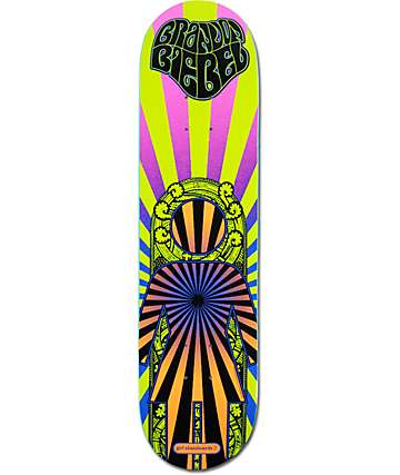 "Girl Beibel Fillmore 8.0""  Skateboard Deck"