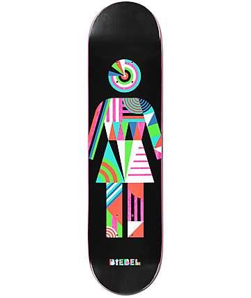 """Girl Biebel Constructivist 8.0"""" Skateboard Deck"""