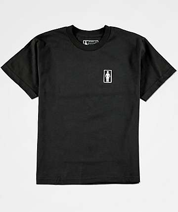 Girl Boys 93 OG Black T-Shirt