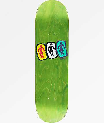 "Girl Brophy One Off 8.5"" Skateboard Deck"