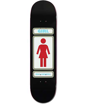 "Girl Carroll 93 Til 8.25""  Skateboard Deck"