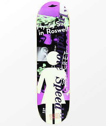 "Girl Carroll Conspiracy OG 8.375"" Skateboard Deck"