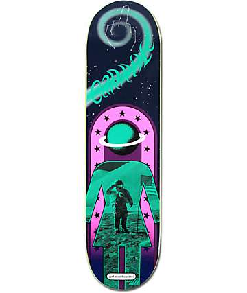 "Girl Carroll Fillmore 8.37""  Skateboard Deck"