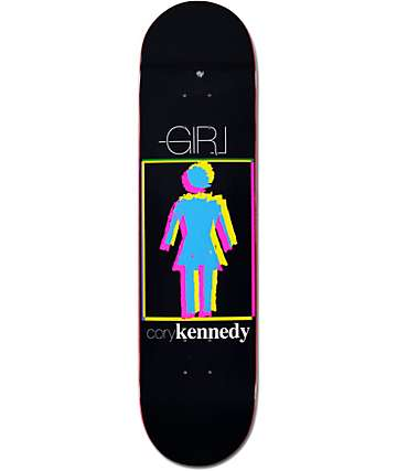 "Girl Kennedy Modern 7.87"" Skateboard Deck"