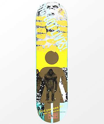 "Girl Malto Conspiracy OG 8.125"" Skateboard Deck"