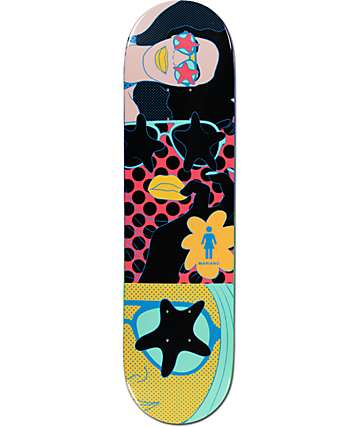 "Girl Mariano Star Struck 8.125"" Skateboard Deck"