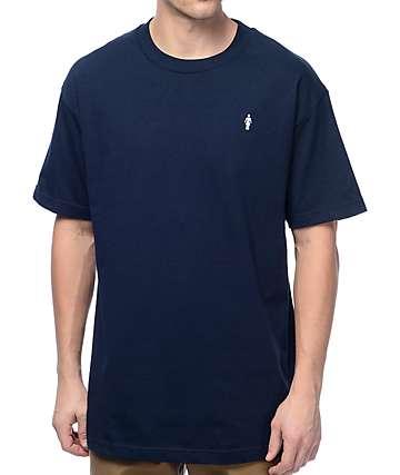 Girl Micro OG camiseta en azul marino