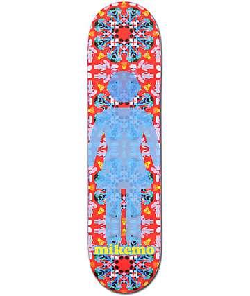 "Girl Mike Mo Capaldi Kaleidoskate 7.75"" Skateboard Deck"