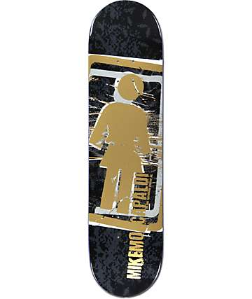 "Girl Mike Mo Degenerated OG 8.25"" Skateboard Deck"