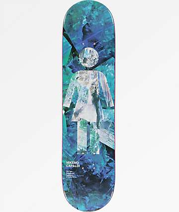 "Girl Mike Mo Geol-OG 7.75"" Skateboard Deck"