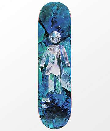 "Girl Mike Mo Geol-OG 8.25"" Skateboard Deck"
