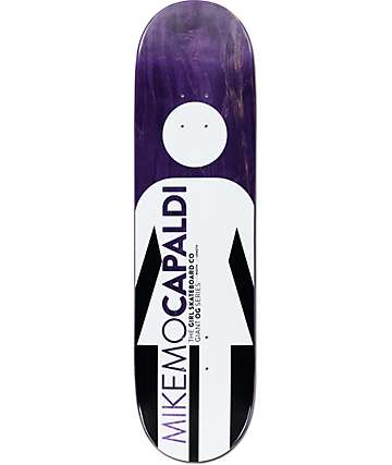 "Girl Mike Mo Giant OG Series 8.25""  Skateboard Deck"