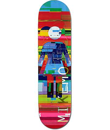 "Girl Mike Mo Glitch Mode 7.75"" tabla de skate"