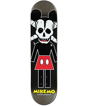 "Girl Mike Mo Pirate Club 8.0"" Skateboard Deck"