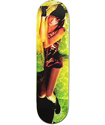 "Girl Spike Karen O 8.125"" Skateboard Deck"