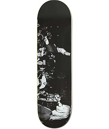 "Girl Spike Nirvana 8.5"" Skateboard Deck"