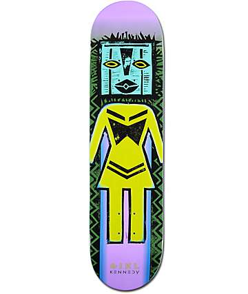 "Girl Tiki OG Kennedy 8.25"" Skateboard Deck"