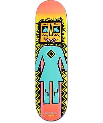"""Girl Tiki OG Malto 8.25"""" Skateboard Deck"""