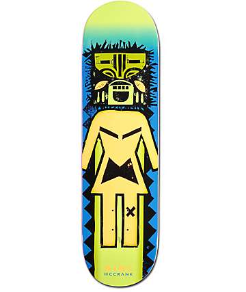 "Girl Tiki OG McCrank 8.5"" Skateboard Deck"