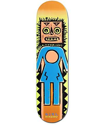 "Girl Tiki OG Mike Mo 8.0"" tabla de skate"