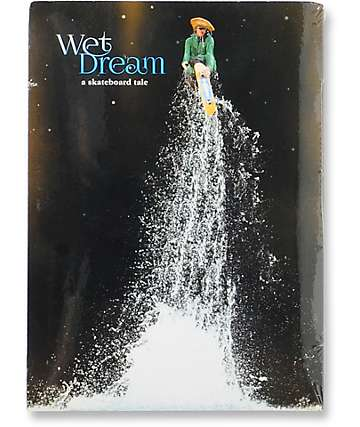Girl Wet Dream Skateboard Blu-Ray DVD