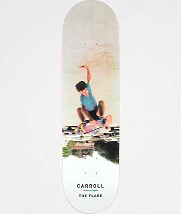 "Girl x Lakai Carroll The Flare 8.37"" Skateboard Deck"