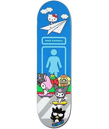 "Girl x hello sanrio Carroll 8.37"" Skateboard Deck"