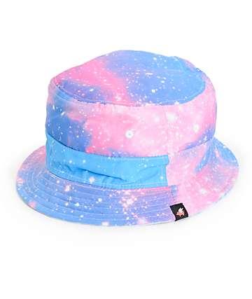 Glamour Kills Galaxy Reversible Bucket Hat