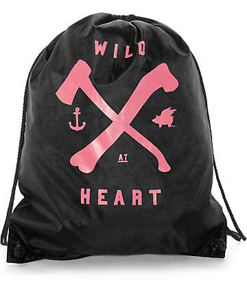 Glamour Kills Wild Bones Cinch Bag
