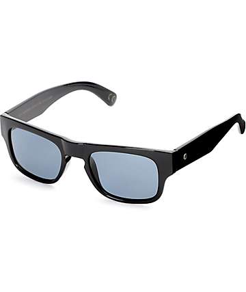 Glassy Guy Mariano Black Sunglasses