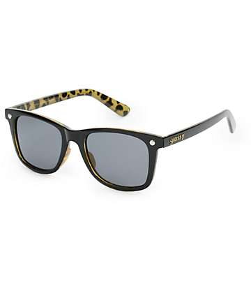 Glassy Mikemo Black Tortoise Polarized Sunglasses