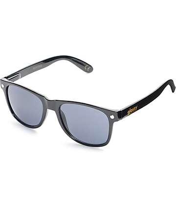 Glassy Sunhaters Leo Black Sunglasses