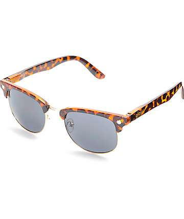 Glassy Sunhaters Morrison Tortoise Sunglasses
