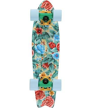 """Globe Bantam ST Grandmas Couch 23"""" Cruiser Complete Skateboard"""