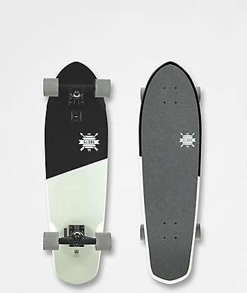 "Globe Big Blazer Bamboo Cherry 32"" Cruiser Complete Skateboard"