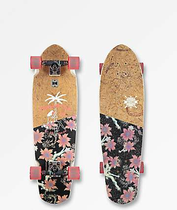 "Globe Big Blazer Coconut 32"" Cruiser Complete Skateboard"