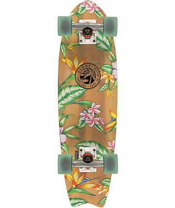 "Globe Fiber Carve Mini-Series 26"" Cruiser Complete"